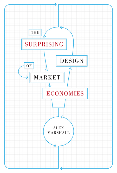 Cover of The Surprising Design of Market Economies