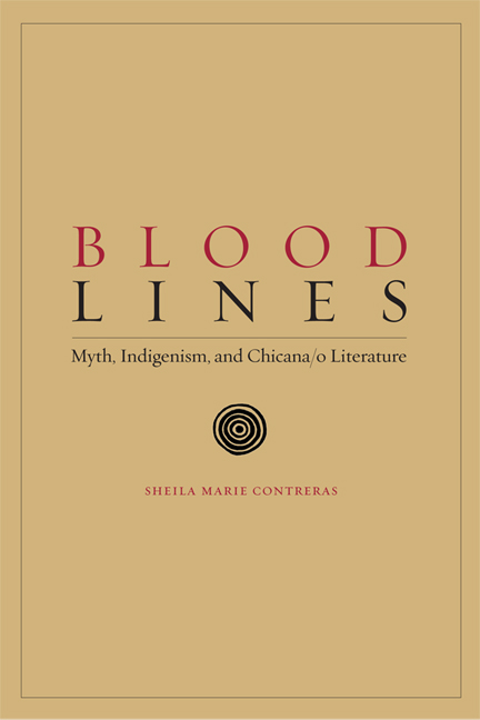 Cover of Blood Lines