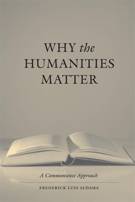 Cover of Why the Humanities Matter