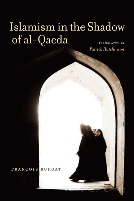 Cover of Islamism in the Shadow of al-Qaeda
