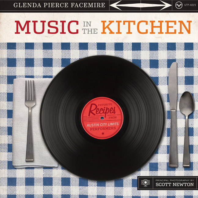 Cover of Music in the Kitchen