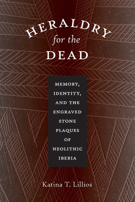 Cover of Heraldry for the Dead
