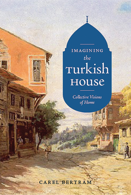 Cover of Imagining the Turkish House
