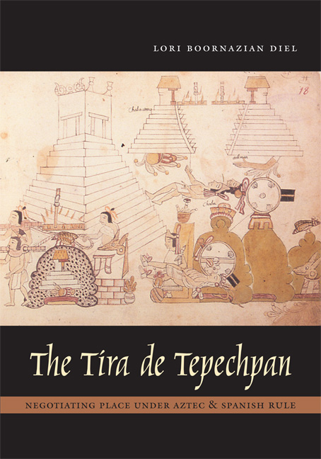 Cover of The Tira de Tepechpan