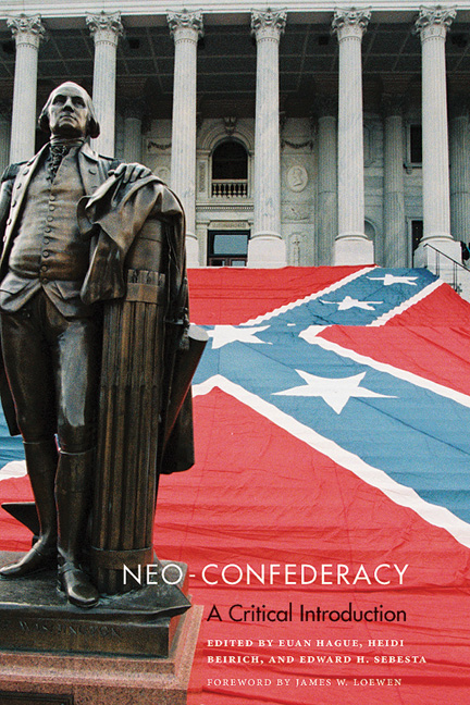 Cover of Neo-Confederacy