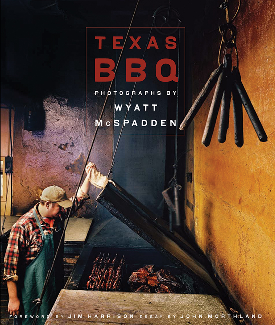 Cover of Texas BBQ