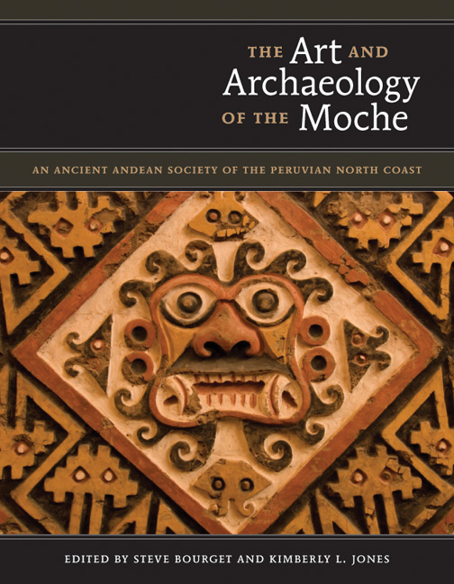 Cover of The Art and Archaeology of the Moche