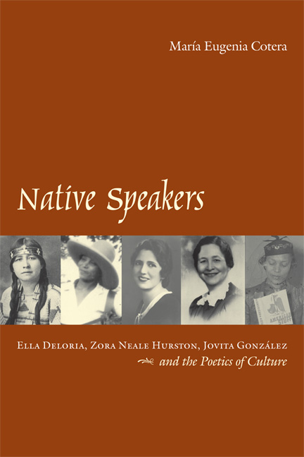 Cover of Native Speakers