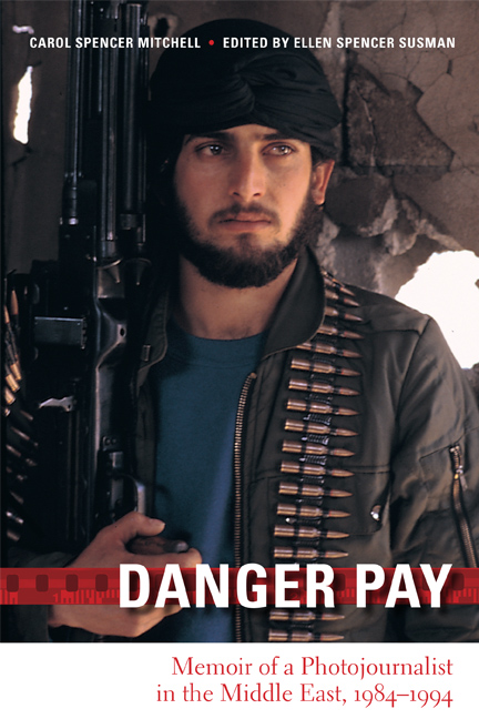 Cover of Danger Pay