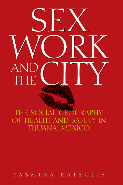 Cover of Sex Work and the City