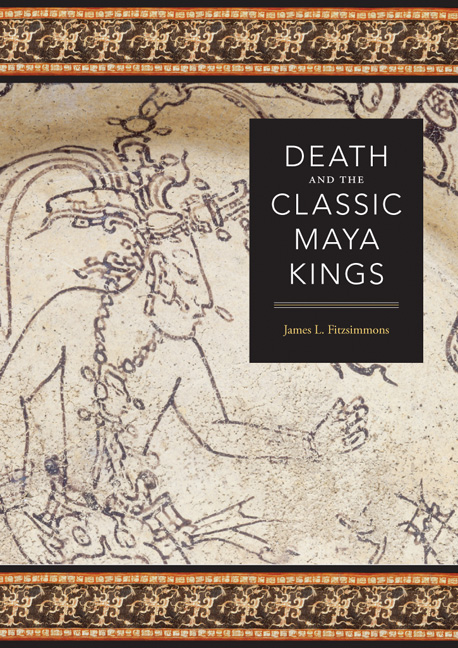 Cover of Death and the Classic Maya Kings