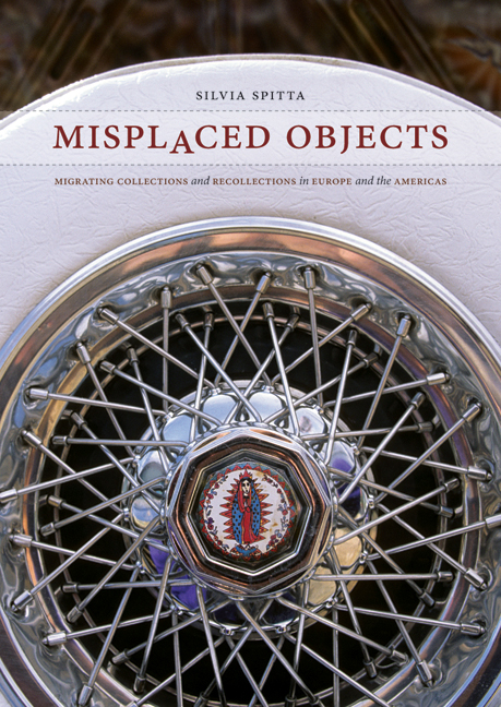Cover of Misplaced Objects