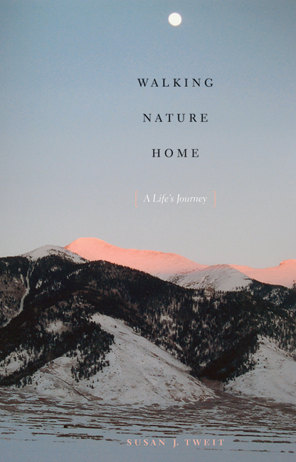 Cover of Walking Nature Home