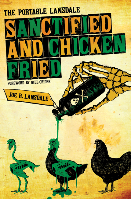 Cover of Sanctified and Chicken-Fried