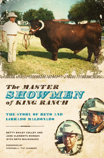 Cover of The Master Showmen of King Ranch