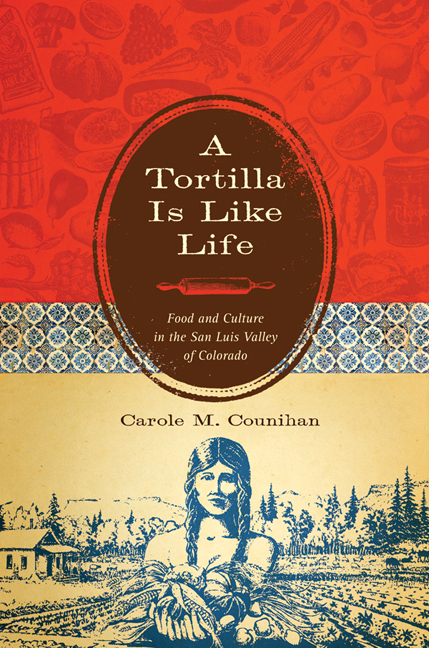 Cover of A Tortilla Is Like Life