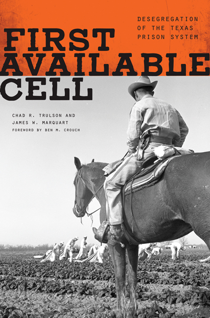 Cover of First Available Cell