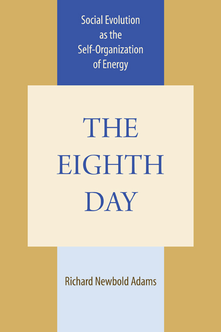 Cover of The Eighth Day