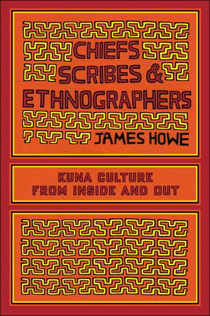 Cover of Chiefs, Scribes, and Ethnographers