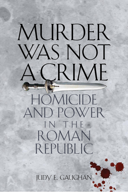 Cover of Murder Was Not a Crime