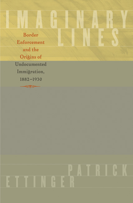 Cover of Imaginary Lines