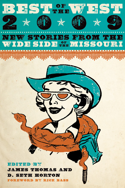 Cover of Best of the West 2009