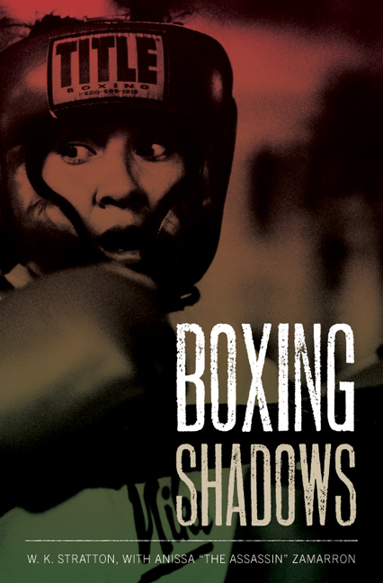 Cover of Boxing Shadows