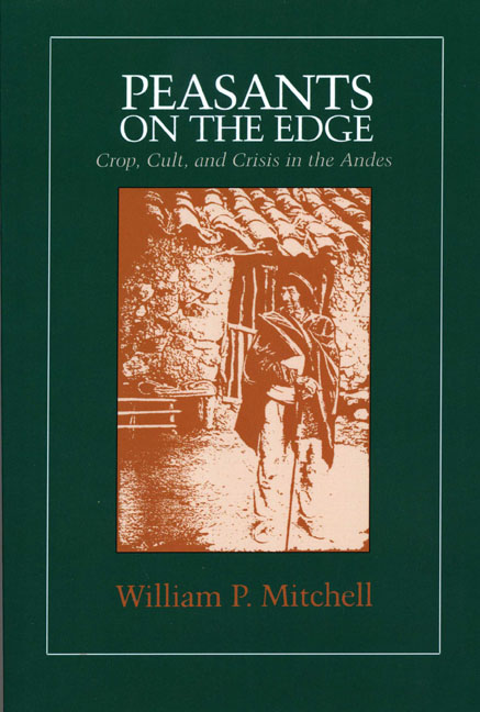 Cover of Peasants on the Edge