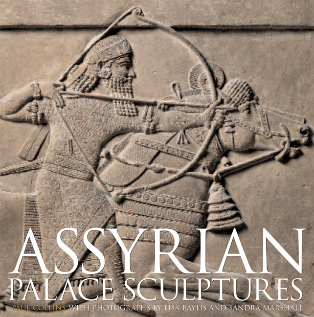 Cover of Assyrian Palace Sculptures