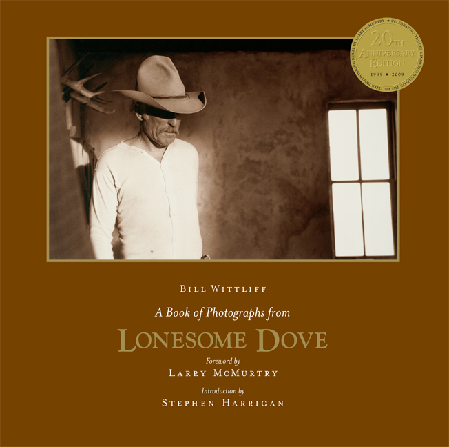 Cover of A Book of Photographs from Lonesome Dove, Anniversary Edition