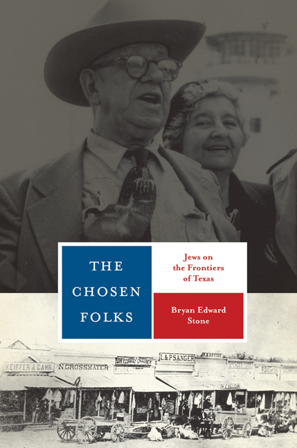 Cover of The Chosen Folks