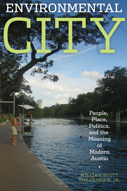Cover of Environmental City
