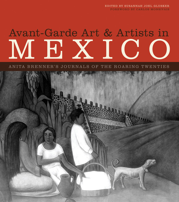 Cover of Avant-Garde Art and Artists in Mexico