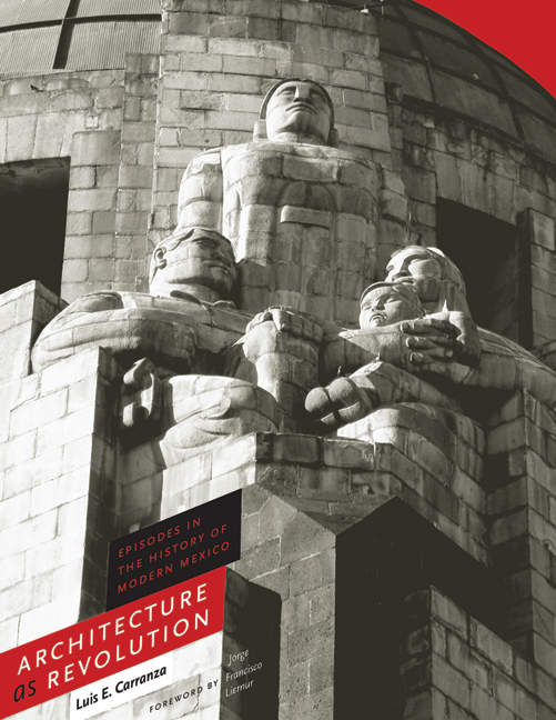 Cover of Architecture as Revolution