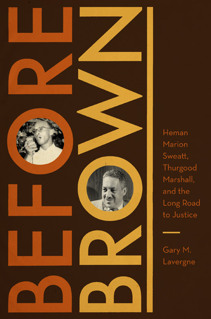 Cover of Before Brown