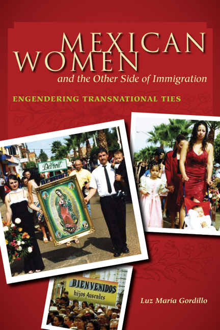 Cover of Mexican Women and the Other Side of Immigration