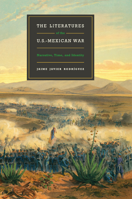 Cover of The Literatures of the U.S.-Mexican War