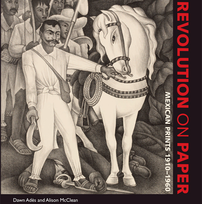 Cover of Revolution on Paper