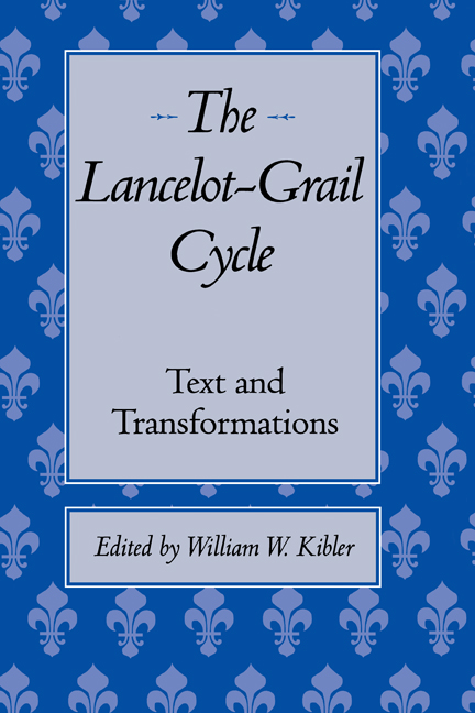 Cover of The Lancelot-Grail Cycle