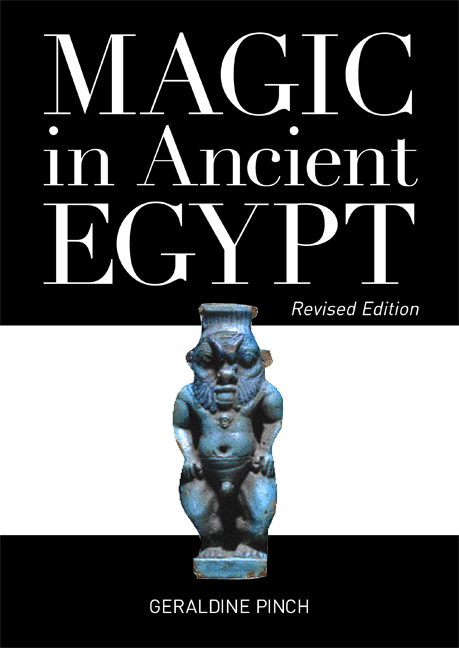 Cover of Magic in Ancient Egypt