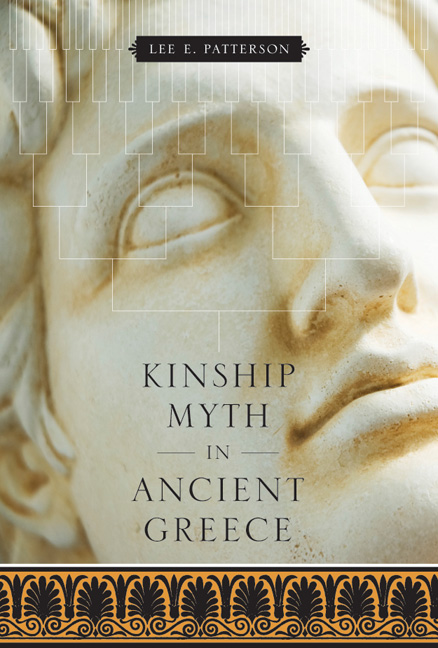 Cover of Kinship Myth in Ancient Greece
