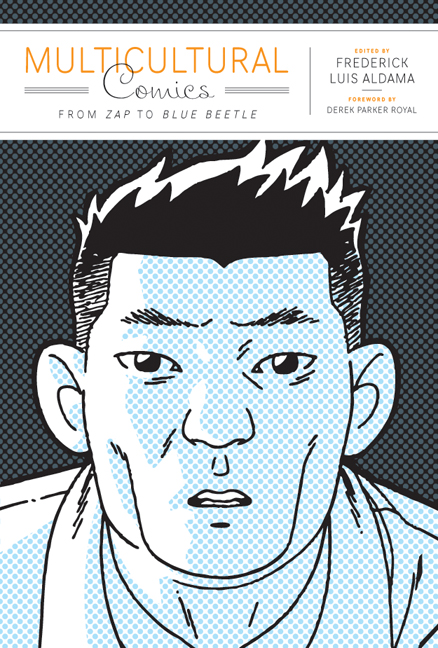 Cover of Multicultural Comics