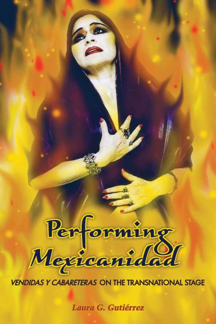 Cover of Performing Mexicanidad