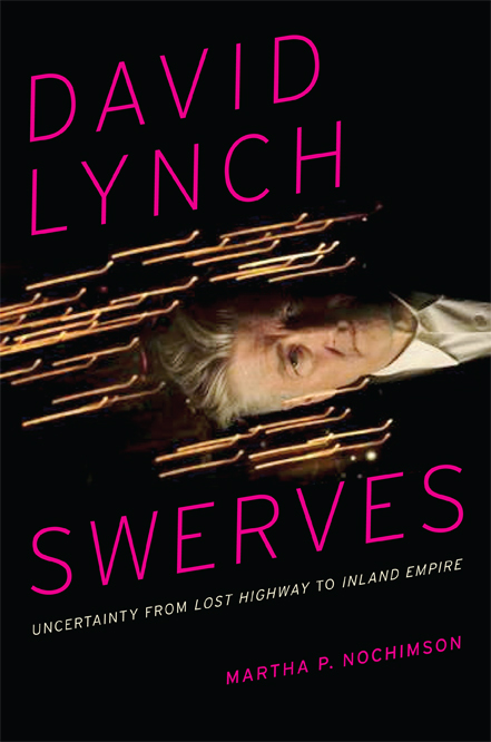 Cover of David Lynch Swerves