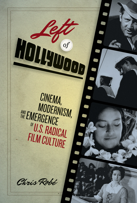 Cover of Left of Hollywood