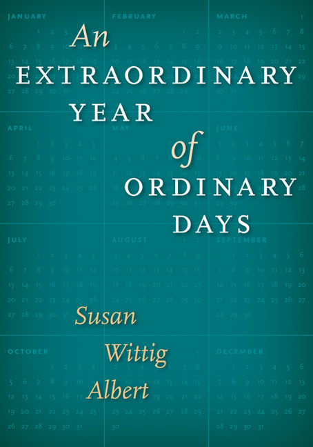Cover of An Extraordinary Year of Ordinary Days