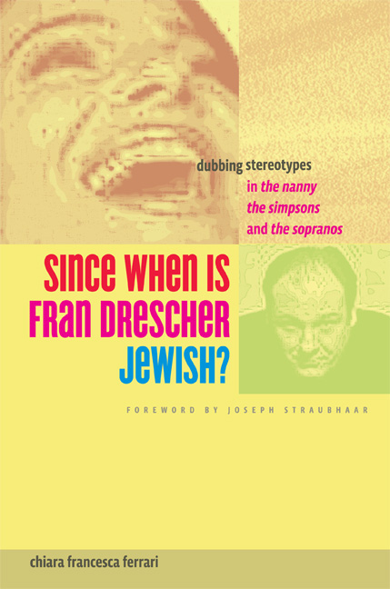 Cover of Since When Is Fran Drescher Jewish?