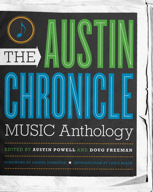 Cover of The Austin Chronicle Music Anthology