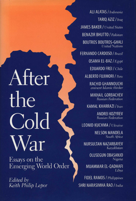 Cover of After the Cold War