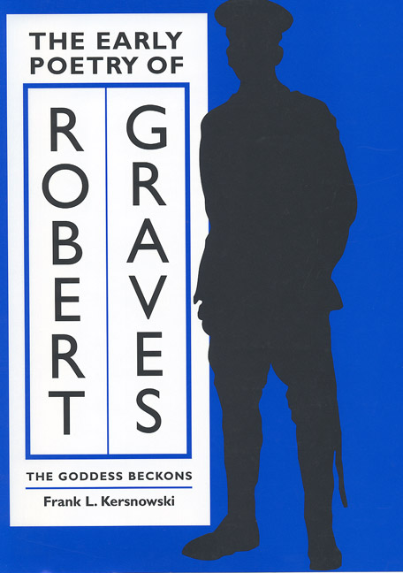 Cover of The Early Poetry of Robert Graves